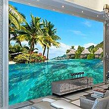 VVNASD 3D Wandbilder Dekorationen Wand Tapete