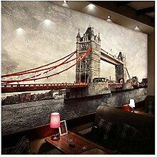 VVNASD 3D Wandbilder Tapete Dekorationen Aufkleber