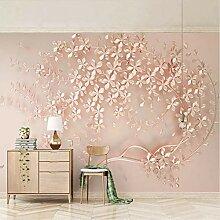 VVNASD 3D Wandbilder Wand Tapete Aufkleber