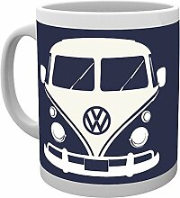 VW Camper (Keep Calm) 10 Unzen Tasse (MG0025) - GB