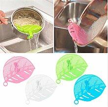 VWH Durable Reis waschen Sieve Bohnen Erbsen