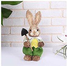 Vxhohdoxs Strohhalm, niedliches Kaninchen,