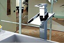 VZJSLT Moderne Wasserhahn Retro-Wasserhahn 360
