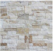 W-010 Wand-Design Verblender Quarzit