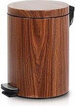 W&H Pedal Box, Nachahmung Holz Getreide Haushalt