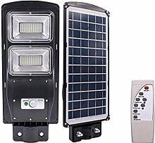 W&HH LED Straßenbeleuchtung, 60W 120-LED Solar