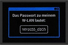 W-Lan-Passwor