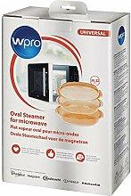 W-PRO Ovaler Garbehälter für die Mikrowelle •