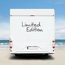 WA35 Clickzilla - Wohnmobil Aufkleber - Wohnwagen Aufkleber - Limited Edition