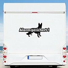 WA9 Clickzilla - Wohnmobil Aufkleber - Wohnwagen -