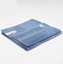 WAAXbambus - waschen Handtuch 115g Bambus -,blau