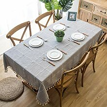 Wachs Stoff Cotton Tablecloth, Für Biertische