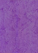 Wachstuch Tischdecke Rollenware 20 Meter Rolle x 140 cm Breite marmoriert lila 87-17