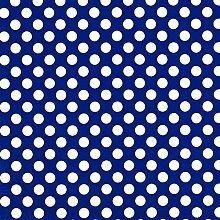 Wachstuch Tischdecke Rollenware Punkte Polka Dots gepunktet Farbe und Größe wählbar (20 m x 140 cm, M110-27 brombeer)