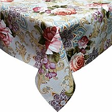 Wachstuch - Tischdecke – Tischtuch – Tafeltuch (140 X 500cm)