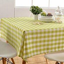 Wachstuch Tischdecke Wasserdicht Tischwäsche
