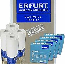 Wacolit-Set 16 Rollen 300m² Erfurt Variovlies ECO