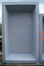 Wacredo GFK Rechteckbecken 300 x 180 x 52cm