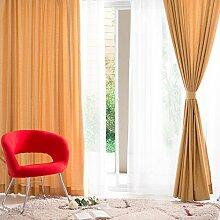 Wärme Isolierung Fenster Schatten/Wohnzimmer Schlafzimmer Vorhänge-A 300x260cm(118x102inch)