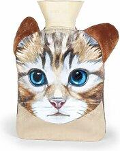 Wärmflasche Katze ClearAmbient