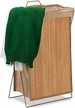 Wäschebehälter aus Bambus Sansibar Home