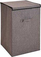 Wäschebox 36x36xH60cm mit Griffen, in 2 Modellen