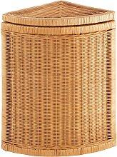 Wäschekorb aus Rattangeflecht ca. 55/34/34 cm