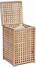 Wäschekorb Wäsche Truhe Sammler Box 68 cm Höhe