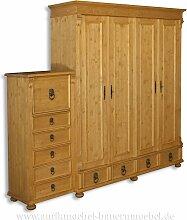 Wäscheschrank Kleiderschrank Schlafzimmermöbel