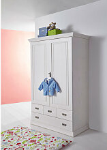 Wäscheschrank Odette Weiß