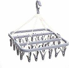 Wäschespinne 32 Klammern Wäschehänger