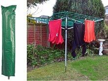 Wäschespinne, Für den Garten, 4-armig,
