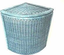 Wäschetruhe Eckwäschekorb, Wäschekorb aus