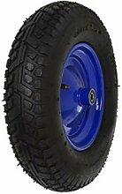 Wagenrad 390mm 4.0-8/6PR Ersatzreifen Reifen