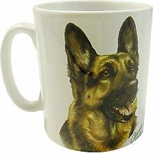 Waggy Dogz Smiling Deutscher Schäferhund Hund