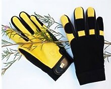 "WAGNER Gold Leaf Gloves ""SOFT TOUCH"""