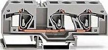 Wago 3-Leiter Durchgangsklemme 16 qmm, 283-671