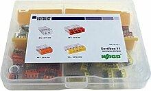 WAGO Box mit 70 Klemmen Sortibox Nr. 11