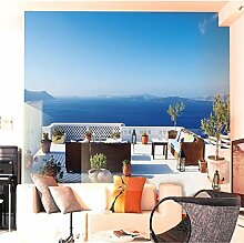 WAHAZC 3D Fresko Tapete Hintergrundbild Wandbild
