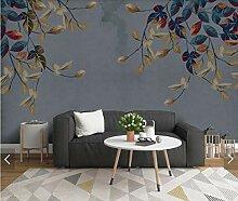 WAHAZC Große Wandbilder Seide Tapete 3D