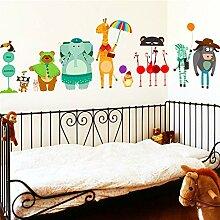 Wandtattoo Giraffe Kinderzimmer günstig online kaufen   LionsHome