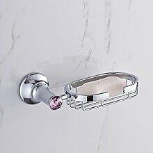WALH Verkupfert Seifenschale SOAP dish Badezimmer-Accessoires-Ideen