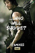 Walking Dead, The - Daryl Survive - Filmposter