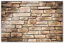 Wall-Art Küchenrückwand Steinoptik Italien Stein