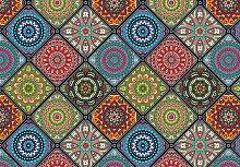 Wall-Art Möbelfolie, Orientalische Kacheln 03