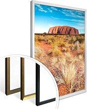 Wall-Art Poster Ayers Rock, Australien, (1 St.),