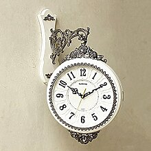 WALL CLOCK Wanduhr, 20 inches Plated Sleeve