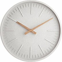 WALL COUTURE Wanduhr Beton-Look