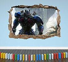 Wall Decor 247 Wandsticker Transformers Optimus