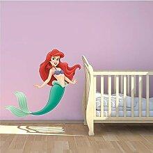 Wall Smart Designs Disney 's Little Mermaid